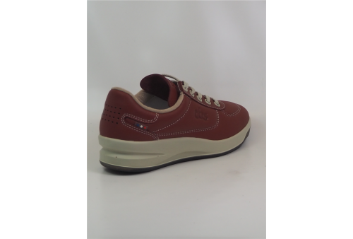 jores chaussures montantes cuir homme brandy